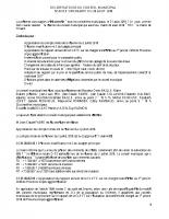 Conseil Municipal du 28 Aout 2018