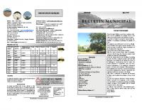 Bulletin Juin 2018